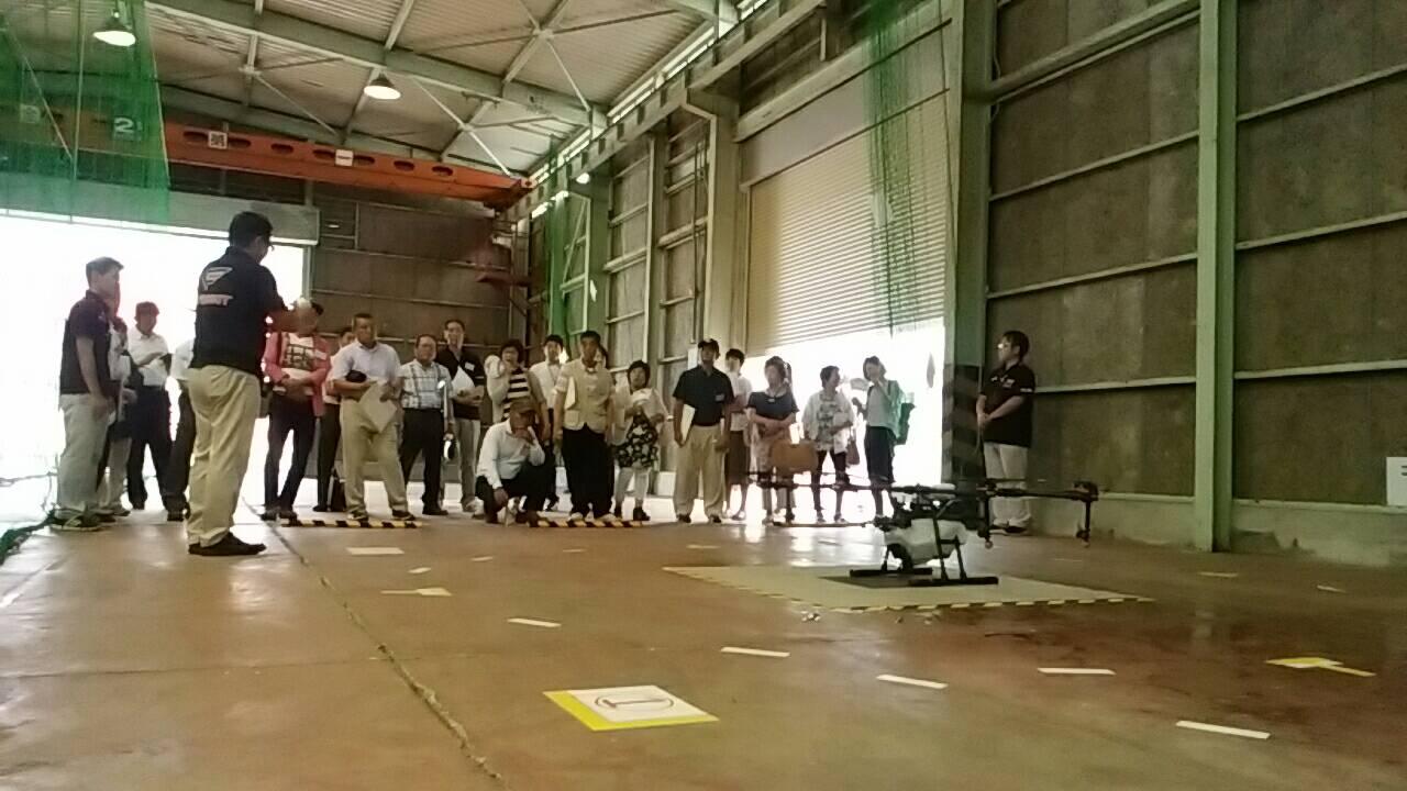 農業ドローンセミナー開催決定!(2/16)