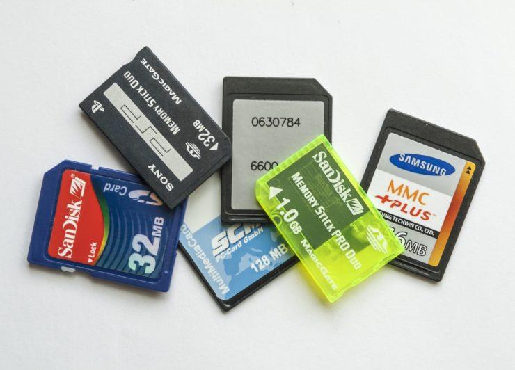 ドローンのSDカードってどれを買えばいいの?選び方と趣味・仕事別のオススメを紹介!