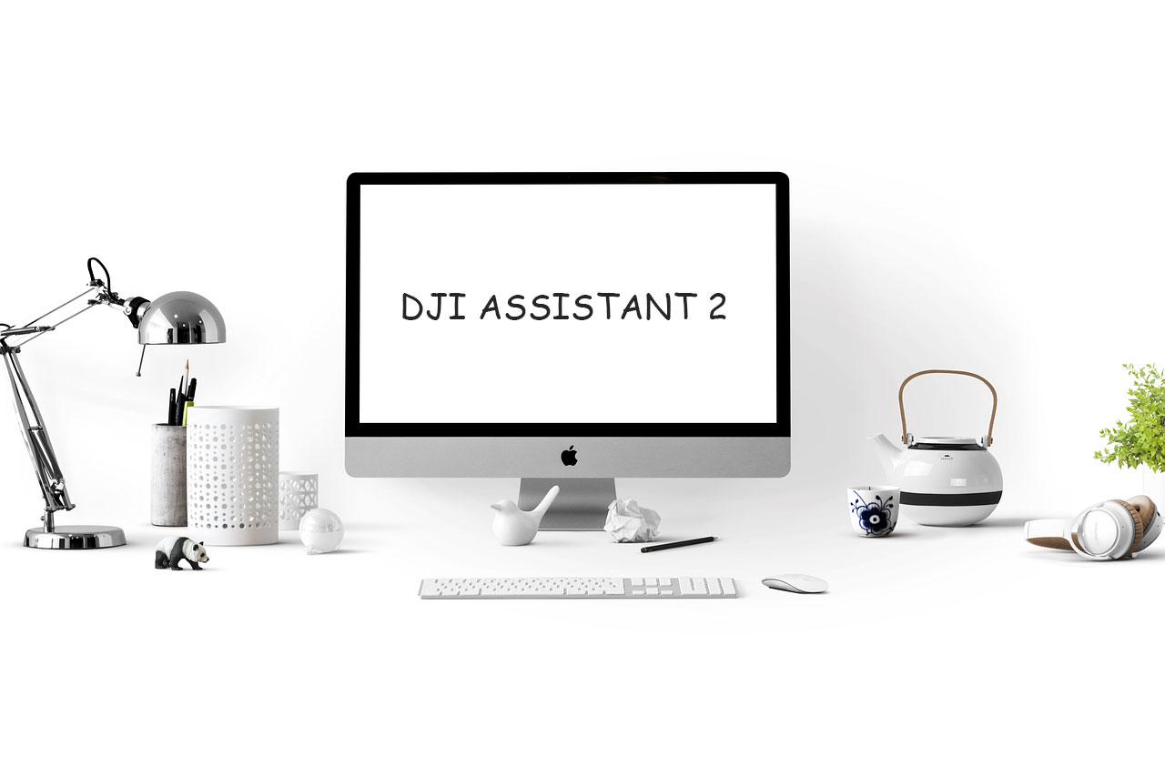 【②DJI Assistant2】DJIドローンの機体・送信機のファームウェアをアップグレードする方法
