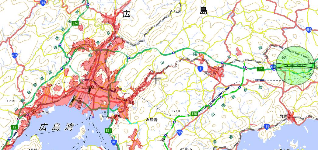 【広島県のドローン規制】市の条例やルール、許可が必要な場所など