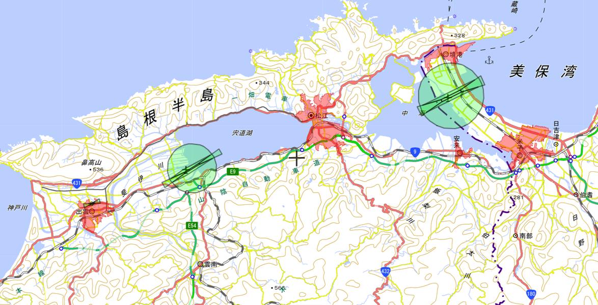 【島根県のドローン規制】市の条例やルール、許可が必要な場所など