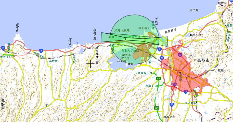 【鳥取県のドローン規制】市の条例やルール、許可が必要な場所など