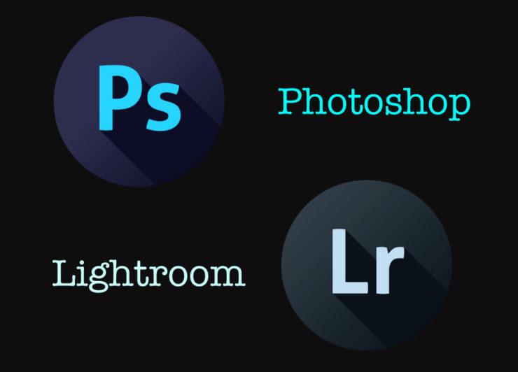 PhotoshopとLightroomの違いは?写真を効率的に使いこなそう