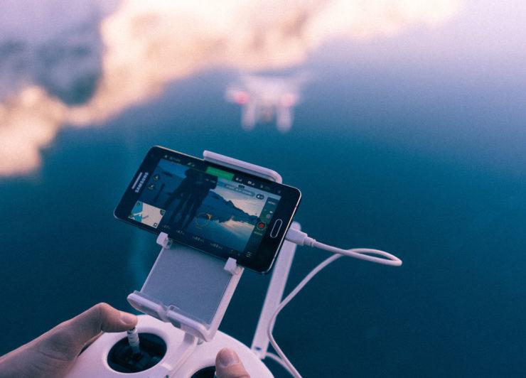 飛行前のDJI GO4アプリの見方を覚える。知っておきたい設定方法