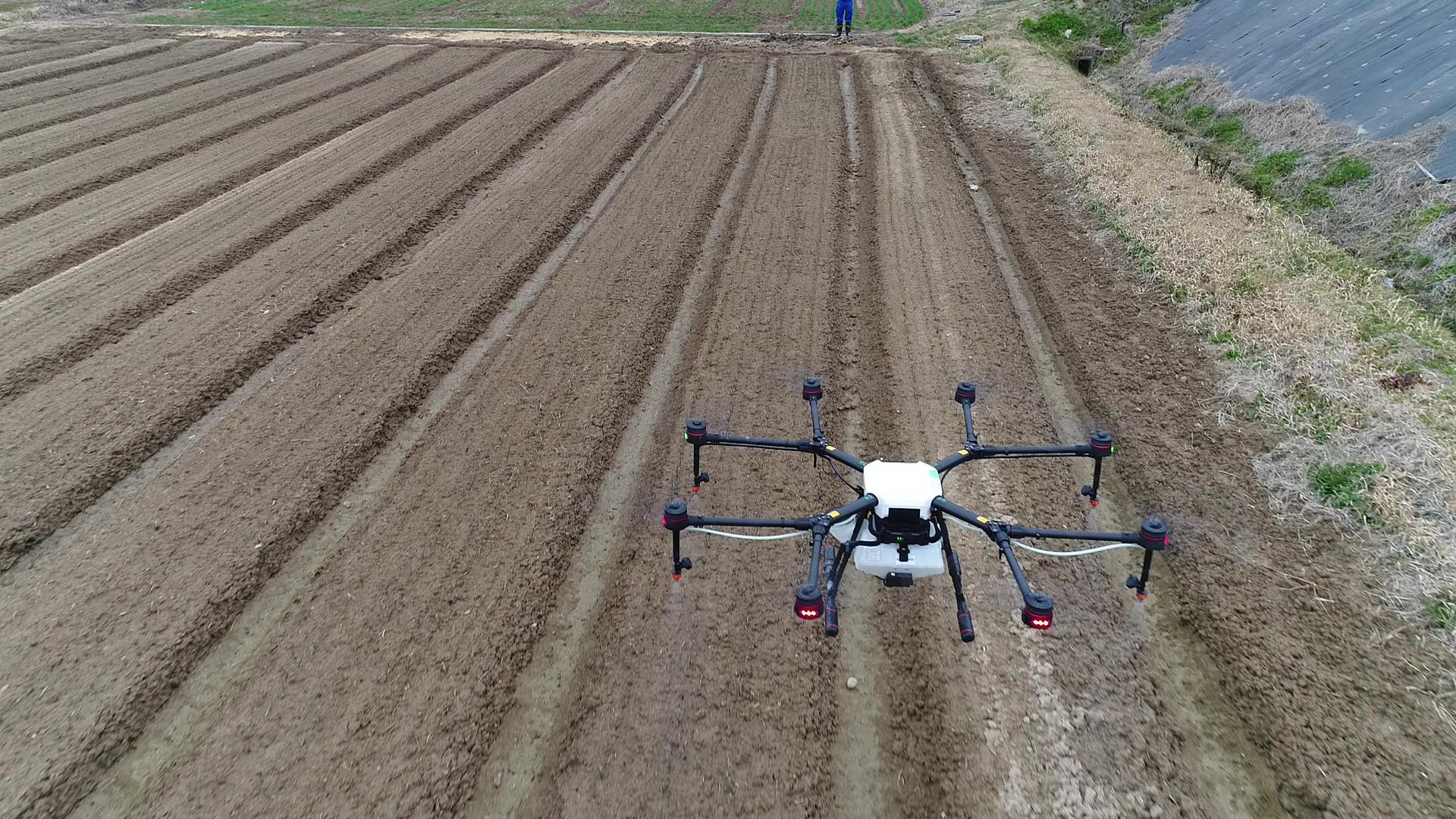 【ドローンと仕事】ドローンやAI解析を使った「スマート農業」の未来とは?