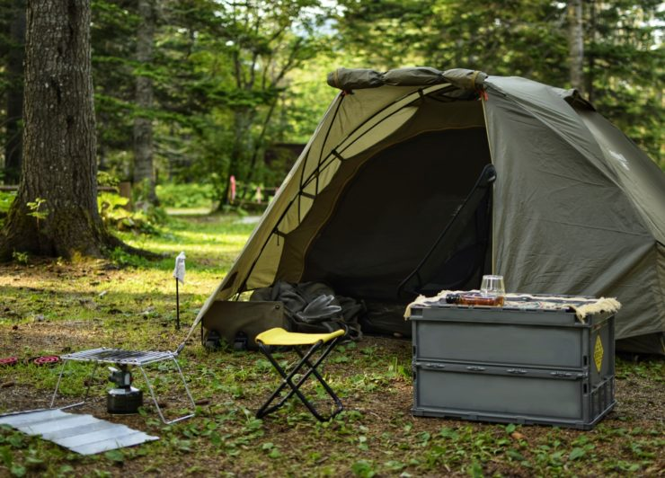 キャンプの新しい楽しみ方!「ドローン・キャンプ」